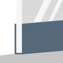 System balustrad szklanych